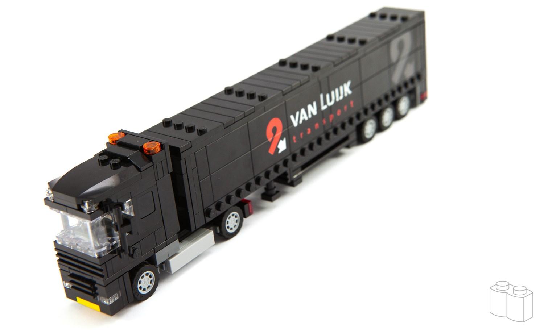 Goede Unieke vrachtwagen modellen - LMmodels FY-46